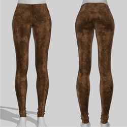 Leggings Maddy Grunge Rust