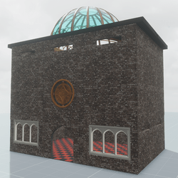 SteamPunk Building 4