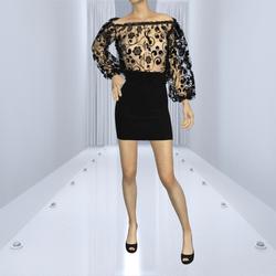 Evening Dress #4