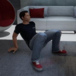 Breakdance Fail (Male)