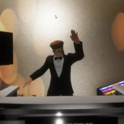 Male DJ2 Moves