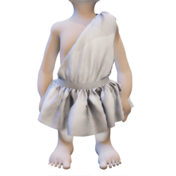 Cupid Toga for Minis