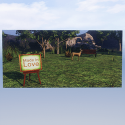 Sansar Quest Picture Display