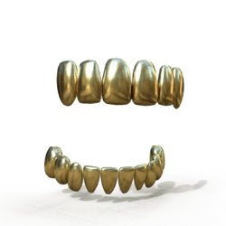 Grillz Gold male