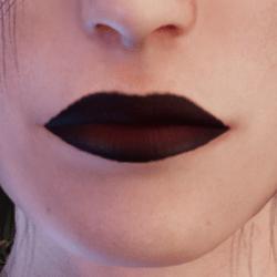 Daphne Matte Choco Lipstick