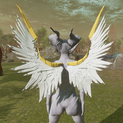 Mech Wings Male Archangels