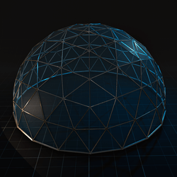 Polygon ~ Ico Dome
