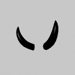 M_Black Horns