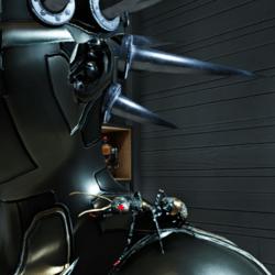 ROBOT ANT EMISSIVE