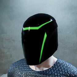 Data Grid Helmet (F)
