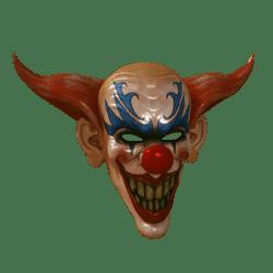 Creepy Clown Mask (Female)