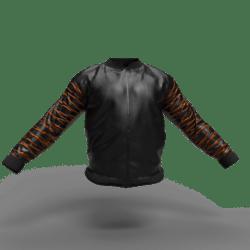 Drip Bomber Jacket male