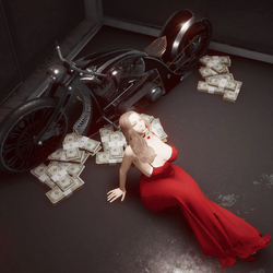 Red Seduction Dress ❤