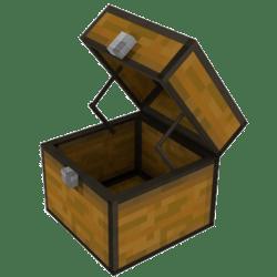 Sancrafter Open Chest Block