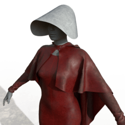 Handmaids Cloak