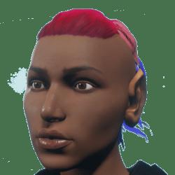 Pointed Ears (Dark shade - Female)
