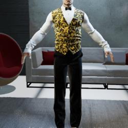 Tuxedo #5