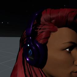 Headphones F