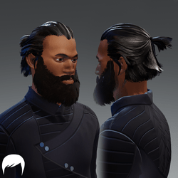 Male hair ver01
