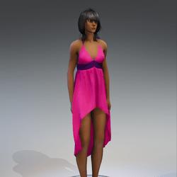 Dress Holly 2.0 pink