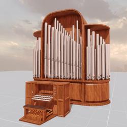 Pipe Organ B