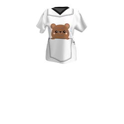 Ladies PocketBear - T-shirt