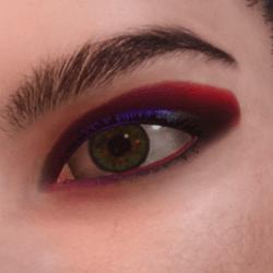 Daphne Purple Eyeshadow