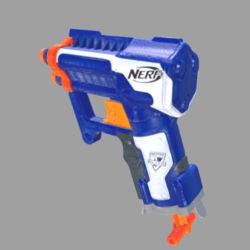 Nerf Triad EX-3 Gun