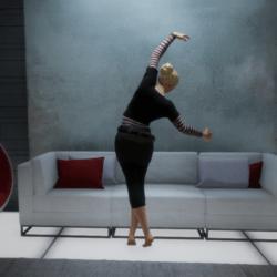 Ballet Dance 2 (Female)