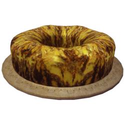 Vanilla Marble Ring Cake