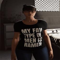 Black Ramen Shirt