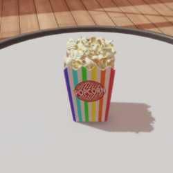 CINEMA COLLECTION - Popcorn