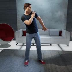 Off The Shoulder Dance (Male)