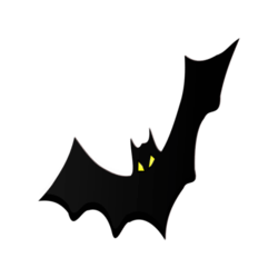 Bat Wall Decal