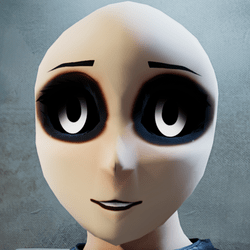 Anime head shiki (mask)