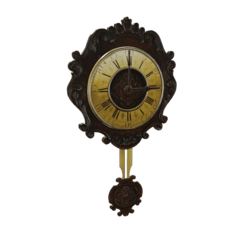 Gothic Wall Clock