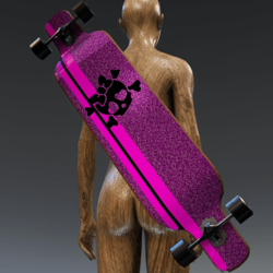 "LONG BOARD ""PINKY"""