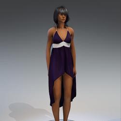 Dress Holly 2.0 purple