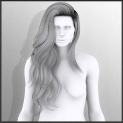 Katerina - Style 1 (Hair)
