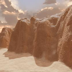 Uluru Terrain