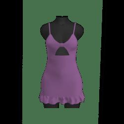 Summer Dream Dress (purple)