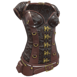 SteampunK Corset Women