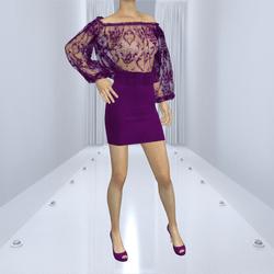 Evening Dress #1