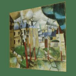 Paysage - Painting, Art