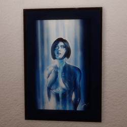 Cortana Art
