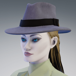 Stylish Fedora Hat
