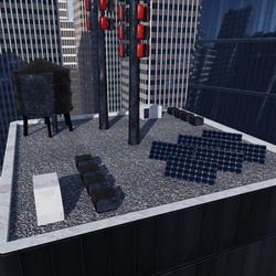 Rooftop Items