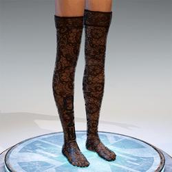 Transparent Stockings DEMO