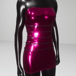 club dress (pink)