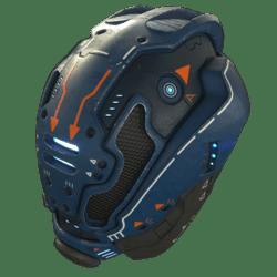 Sci fi Helmet (male)